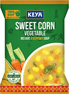 Keya Inst. Soup Sweet Corn Veg, 48g (Four Serve)