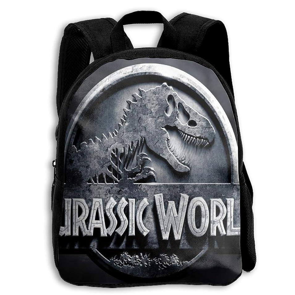 花輪馬鹿げたドメイン大年齢子供用のフルレングスプリントバックパック 映画Jurassic World 学校、観光登山、トレーニングコース、ショッピング、動物園、公園、アウトドアスポーツ