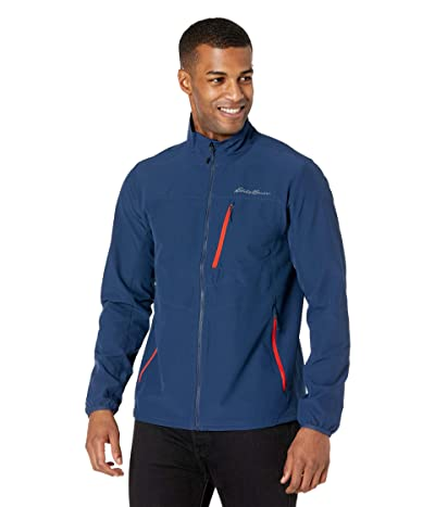 Eddie Bauer Stratify 2.0 Jacket (Medium Indigo) Men