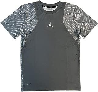 Air Jordan Boys' Ultimate Flight Dri-Fit T-Shirt