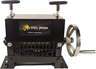 Steel Dragon Tools WRM33 Manual Wire Stripping Machine Strip Scrap Copper