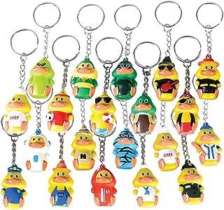 mini duck keychains
