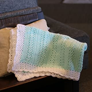 Best baby blanket kits to crochet Reviews