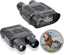 T-Eagle Night Vision Binoculars 7X31 Infared Digital Hunting 2.0 LCD Military Day and..