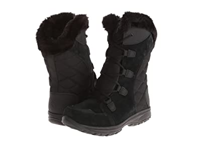 Columbia Ice Maidentm II (Black/Columbia Grey) Women
