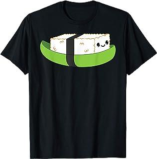 すし にぎり ゔぇがん いん あゔぉかど ぼあt くて じゃぱねせ あにめ じゃぱ Tシャツ