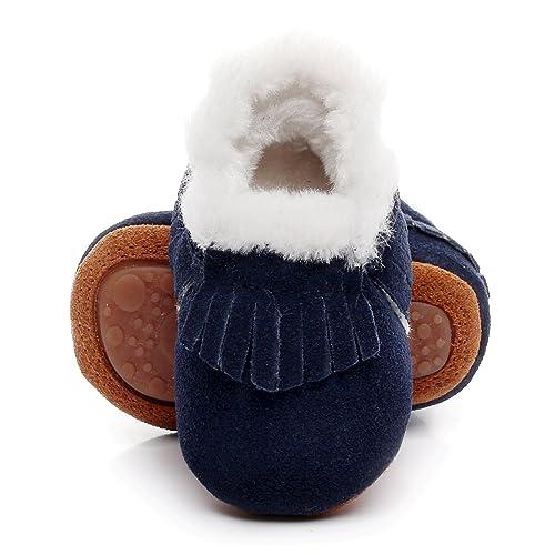 019514dda Rubber Sole Baby Shoes Infants  Amazon.com