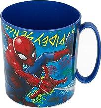 60982 - in Confezione 310 ml Tazza in Ceramica Mug Spiderman Uomo Ragno Marvel
