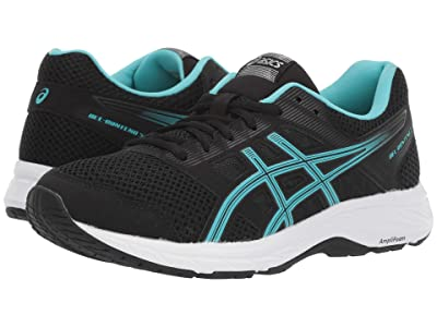 ASICS GEL-Contend(r) 5 (Black/Ice Mint) Women
