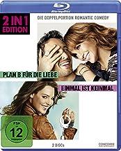 Einmal ist keinmal/Plan B für die Liebe - 2 in 1 Edition [Alemania] [Blu-ray]