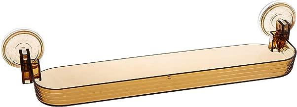 Amazon Brand - Solimo Suction Bathroom Tray/Shelf
