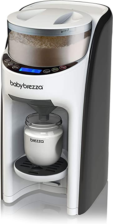 Prepara biberon babybrezza formula pro advanced ?FRP0046