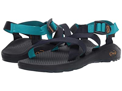 Chaco Banded Z/Cloud (Navy Teal) Women