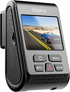 VIOFO 2K Dash Cam A119 V3 Quad HD 2560 x 1440P Car Dash Camera, HDR, Buffered Parking Mode, Without GPS Logger