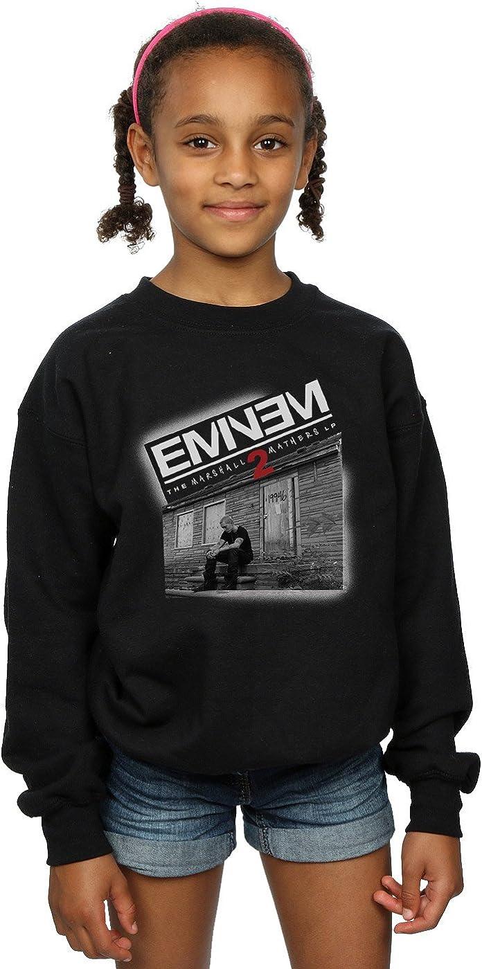 Eminem niñas Marshall Mathers 2 Camisa De Entrenamiento ...