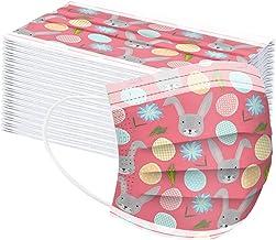 TEGT 10/20/30/40/50/100 stuks wegwerp-mondbescherming, kinderbescherming, gezichtsbescherming, neusbescherming, zijde, ade...