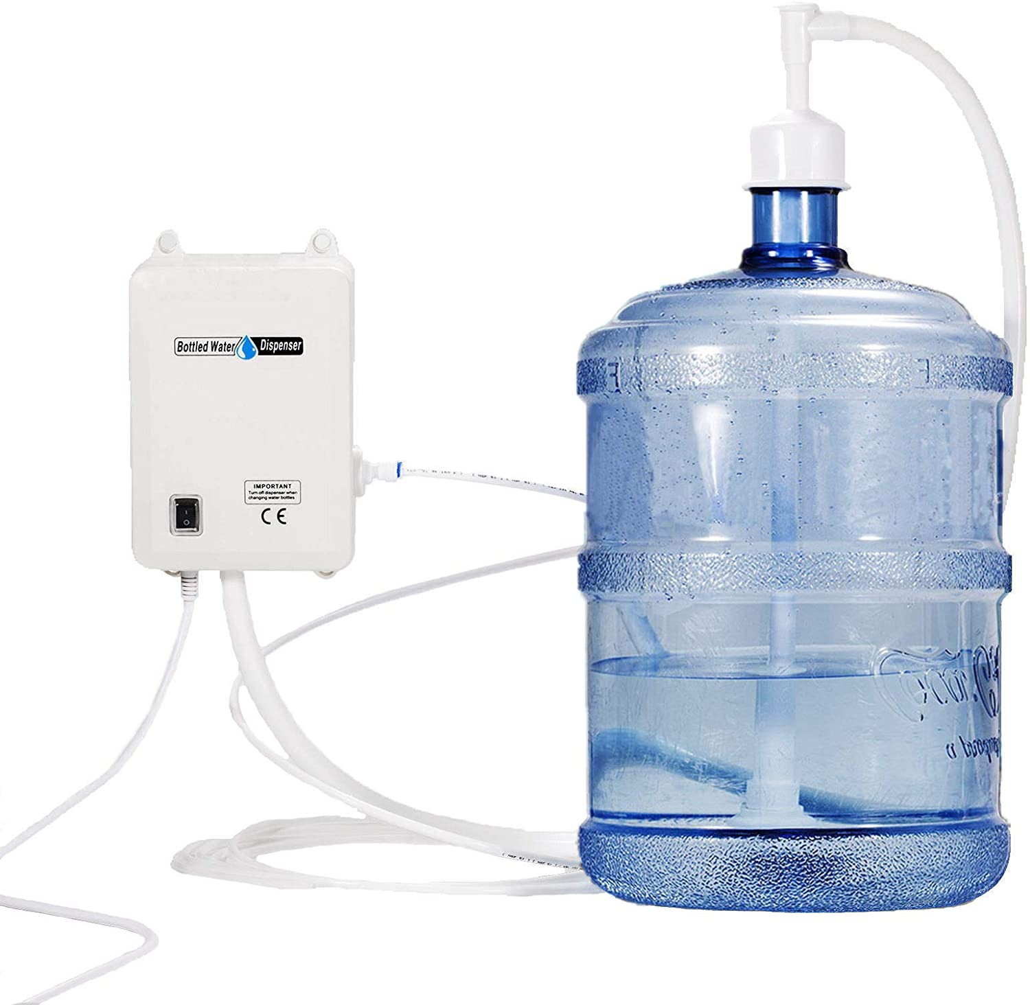 Hotsell999 Flojet BW2000A 220V AC Bottled Water Dispensing Pump System Replaces Bunn