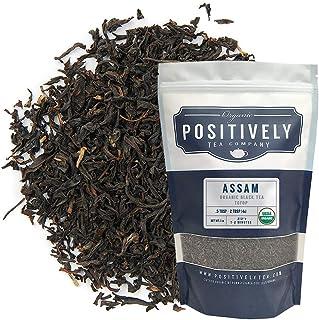 Positively Tea Company, Organic Assam TGFOP, Black Tea, Loose Leaf, 16 oz. Bag