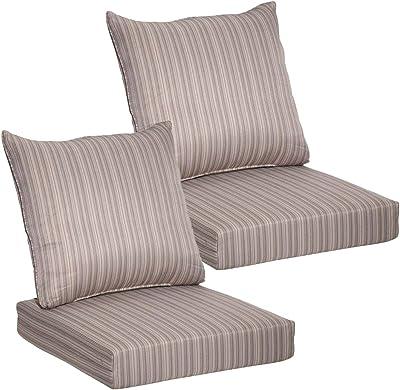 Amazon.com: Comfort Classics Inc. - Cojín para silla (22.0 x ...