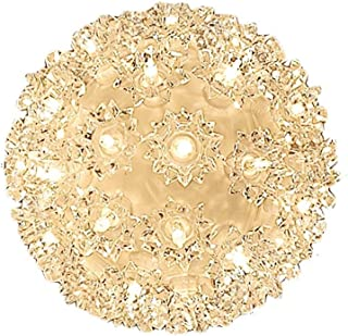 large sphere outdoor lights