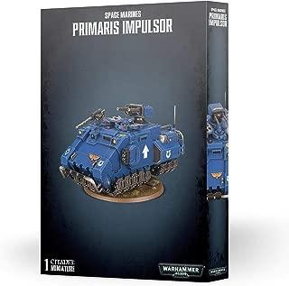 Games Workshop Warhammer 40,000: Space Marines PRIMARIS Impulsor