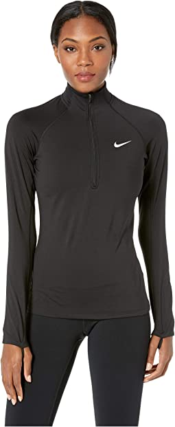 c88ae37fb Nike. Pro Warm 1/2 Zip. $36.99MSRP: $60.00. Black/White