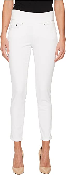 Jag Jeans Nora Skinny Ankle Pull-On Jeans in Freedom Knit Denim