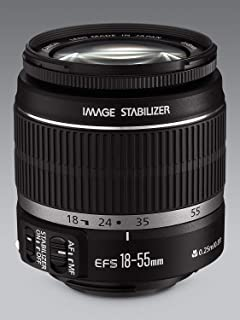 Canon EF-S 18-55mm f/3.5-5.6 is (Renewed)