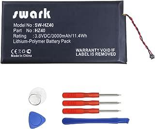 Swark Replacement Battery HZ40 Compatible Motorola Moto Z2 Play XT1710-11/XT1710-06/XT1710-09 SNN5985A Toolkit