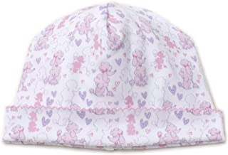 Kissy Kissy Baby-Girls Infant Oodles of Poodles Print Hat