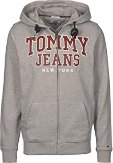 Tommy Hilfiger hoodie for men in Grey, Size:Small