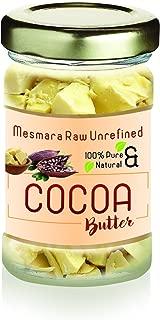 Mesmara Raw unrefined Cocoa Butter 100g