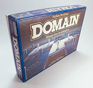 DOMAIN Where the Challenge Is... by Parker Brothers