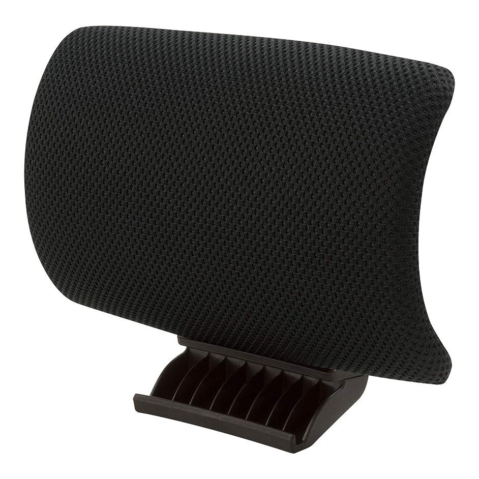 価格鈍い少数コクヨ オフィスチェア エントリー CRB-9000BK 専用オプション ヘッドレスト ブラック