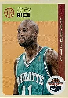 Basketball NBA 2012-13 Past and Present #30 Glen Rice Hornets
