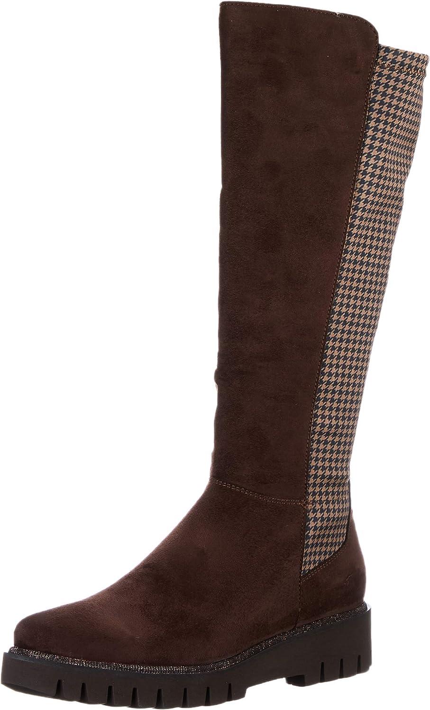 ara Women's Jackson Knee High Boot, Moro, 4.5 UK
