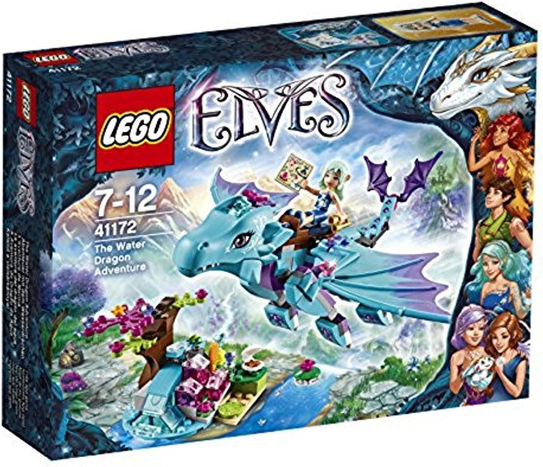 Venta en línea precio bajo descuento LEGO LEGO LEGO Elves - Set La Aventura del dragón del Agua (41172)  edición limitada en caliente