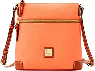 Pebble Grain Leather Women's Crossbody Shoulder Bag Purse Handbag