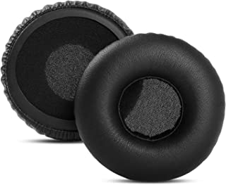 Ear Pads Cushions Cups Replacement Foam Earpads Compatible with Sony MDRZX110NC MDR ZX110NC Noise Cancelling Headphones (B...