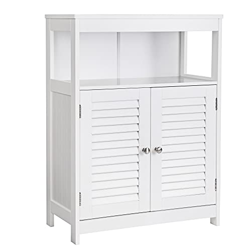 . Freestanding Bathroom Cabinet  Amazon com