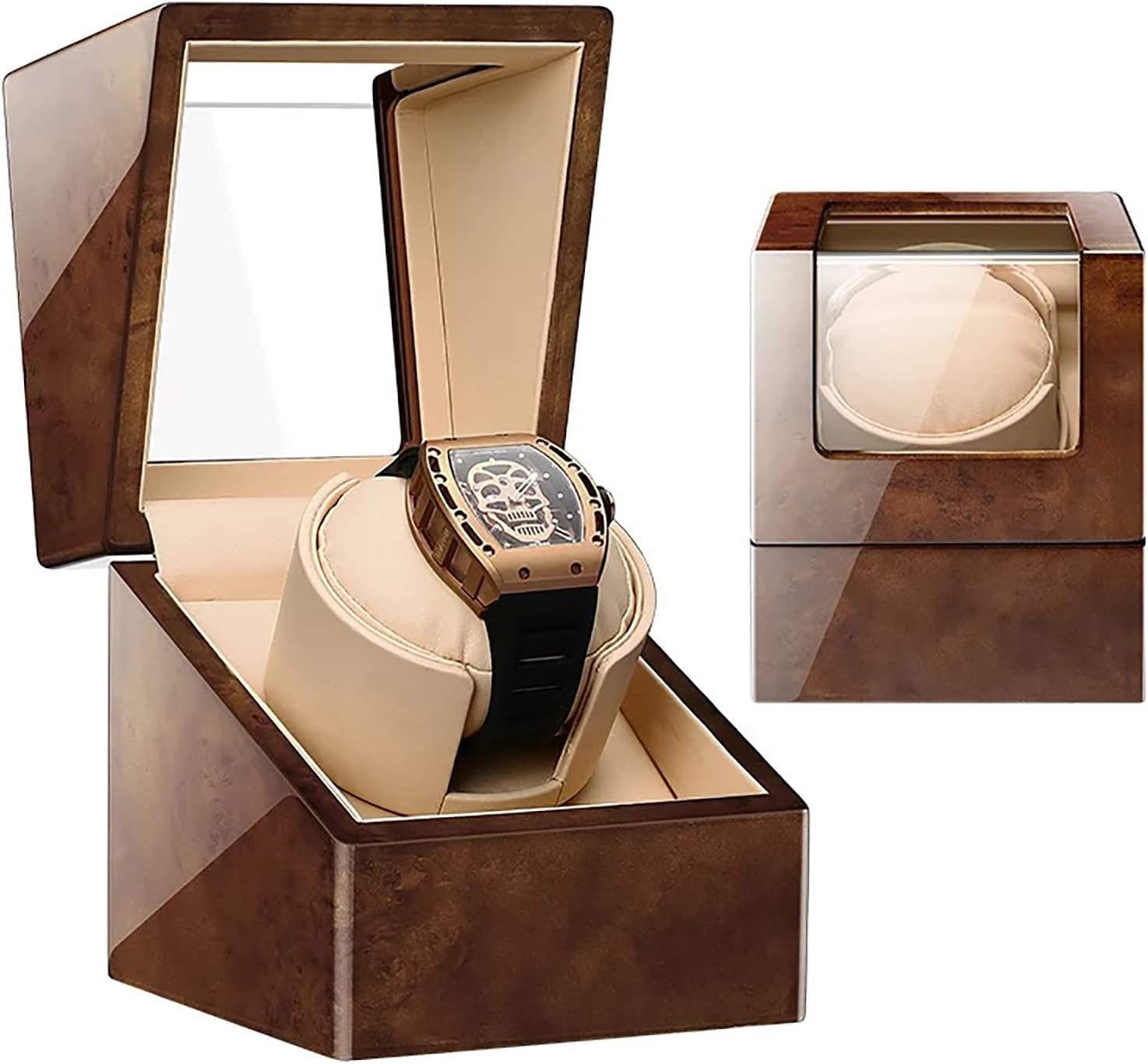Watch Winder for Single Automatic Watches Speed 4 Ranking TOP20 with Discount mail order Rotation