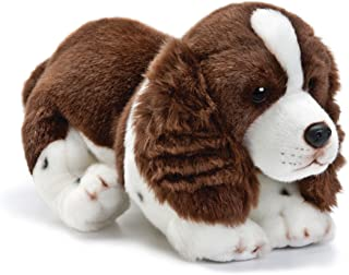 Nat and Jules Playful Large Springer Spaniel Dog Children's Plush Stuffed Animal Toy