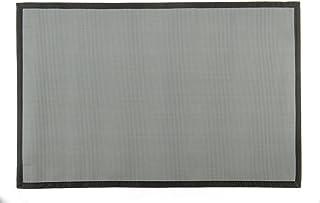 Estores Basic, alfombras de vinilo, Gris, 60x90cm, alfombra antideslizante, alfombra para salon modernas