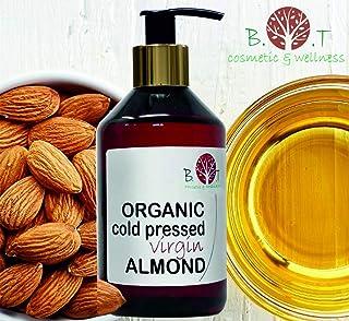 Aceite de Almendras Ecológico Prensado en Frío 100% Puro 500 ml