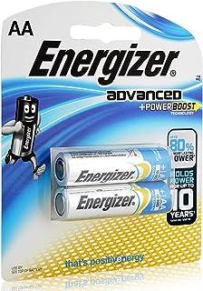 Energizer Advanced +Power Boost X91Rp2 Pb Batteries - 2 Pieces