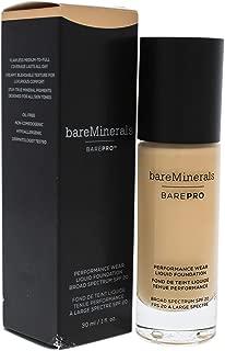 bareMinerals BarePro Performance Wear Liquid Foundation Dawn 02, 1 Fluid Ounce
