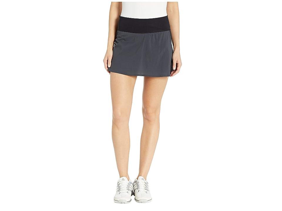 Image of adidas Outdoor Agravic Skort (Black) Women's Skort