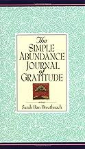The Simple Abundance Journal of Gratitude