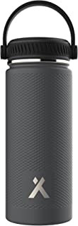 Bear Grylls Triple Wall Vacuum Insulated Water Bottle for 12 Hours Hot   24 Hours Cold, BPA Free