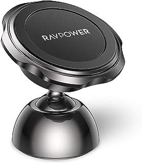 VAVA Magnetische Handyhalterung für das Armaturenbrett mit einem super starken Magnet für iPhone 7/7 Plus/8/8 Plus/X/Samsung Galaxy S8/S7/S6 und mehr